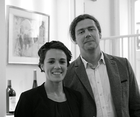 Baptiste & Julie Guinaudeau